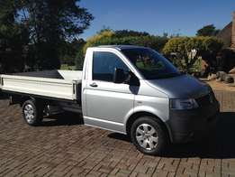 Vw Transporter S/cab 2.5 Tdi A/c 2008 Model Low mileage Lots of Extras