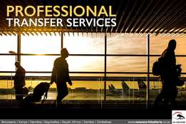Chauffeur, Shuttle and Transfer Services