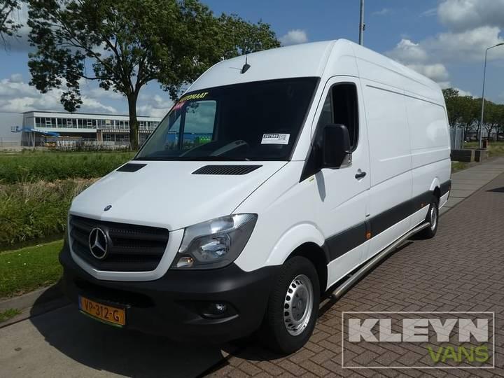 Mercedes-Benz SPRINTER 313 CDI maxi ac automaat 135 - 2015