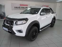 Nissan Navara 2.3D 4X4 LE AT + Leather Seats U15738HN