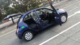 Excellent {ACCIDENT FREE} Nissan Micra 1.4 Petrol { R39,998 }{ Km75000