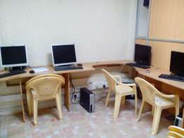 Fully Equipped ICT HUB for SALE NANYUKI