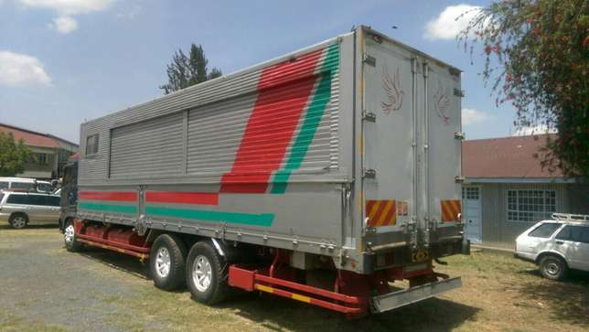 ROADSHOW truck for hire 80,000/= Nairobi CBD - image 6