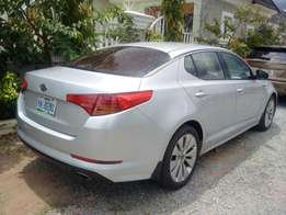 Sparkling 2014 KIA Optima K5- Registered.