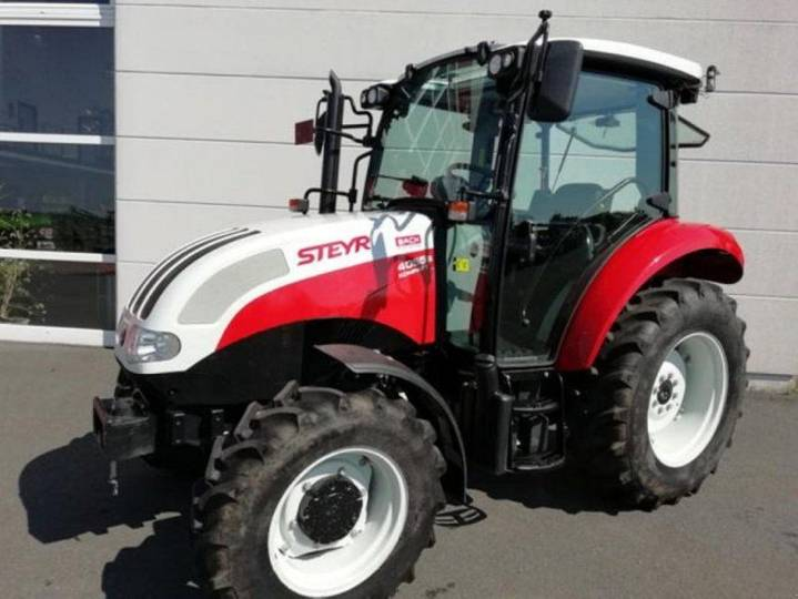 Steyr kompakt 4055 s - 2016