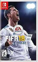 FIFA 18 Standard Edition - Nintendo Switch Electronic Arts