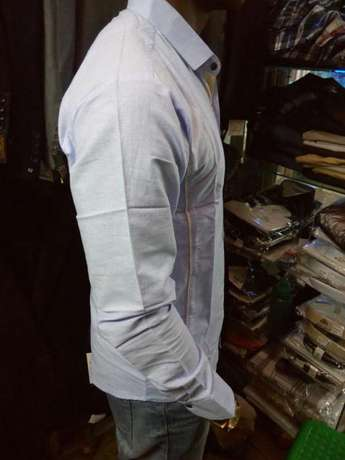 Slim-fit casual Plain shirts Nairobi CBD - image 4