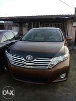 2012 Toyota Venza Full option Leather