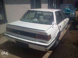 Honda is in a good condition 2