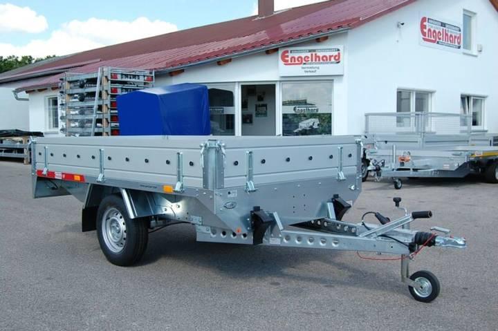 TEMA TR 2615 C - 1300 kg ALU 265x150x30 cm