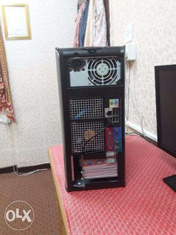 Dell Optiplex 380 with Acer monitor