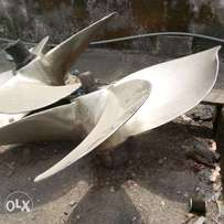 Propellers For Sea-going Vessels