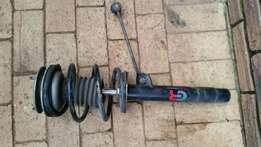E46 front shock and spring