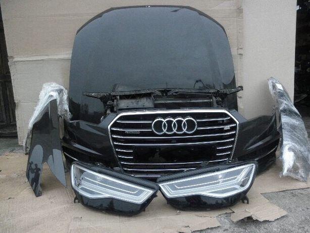 Audi A6 C7 A4 B8 B9 A3 фара бампер крило капот дверь 500