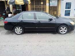 Well maintained Honda Accord (EOD) for sale at a cheap rate