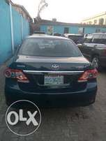 Superclean 2011 Toyota Corolla Up 4sALE