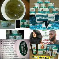Hair wonder products