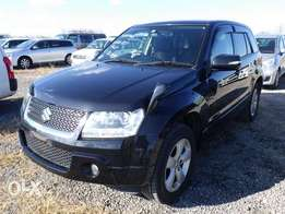 Suzuki Escudo Year 2012 Model Automatic Transmission Black Ksh 1.9M