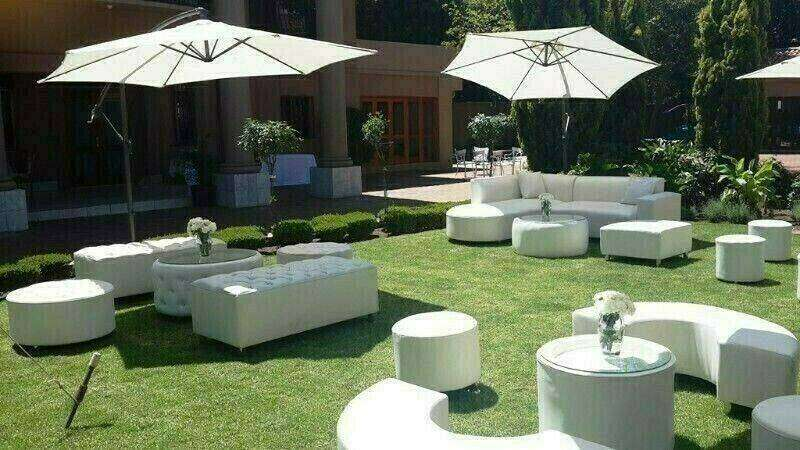 Couches Ottomans Lounge Decor Set Up And Stretch Tents Hire Event
