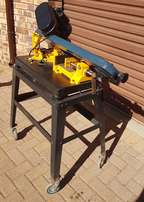 Steel Band Saw