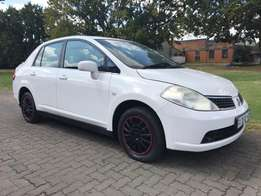 2010 Nissan Tiida 1.6 (Very Clean)