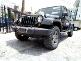 2011 wrangler jeep tokunbo unlimited full option bluthooth automatic