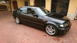 Bmw 320d Individual M Sports Package