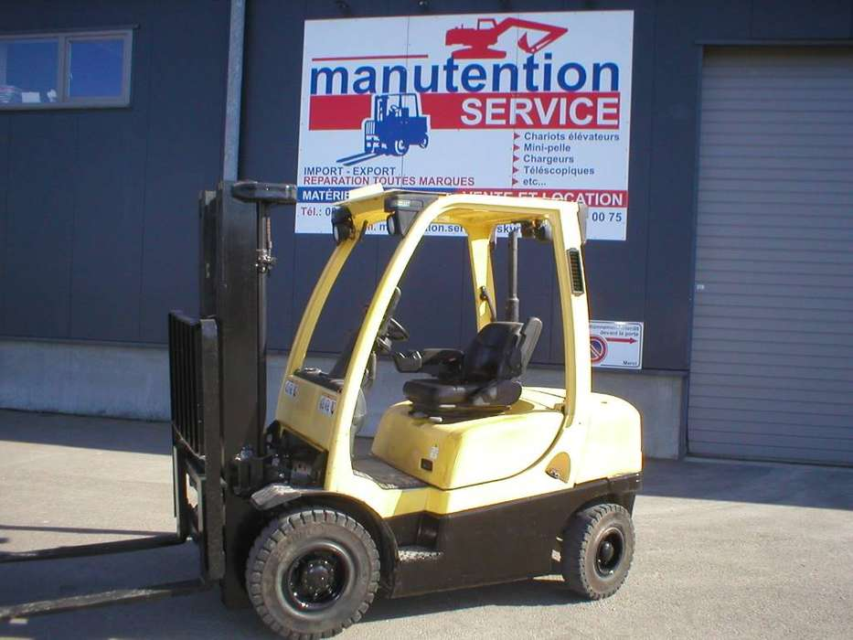 Hyster H 2.50 Ft - 2007