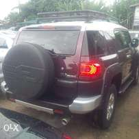 Tincan Cleared Tokunbo Toyota FJ-Cruiser, 2008, Full-Option, Very OKAY