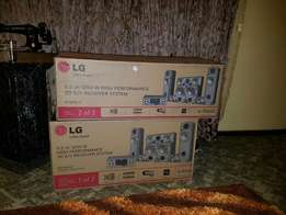 LG home theater 5.2 channel