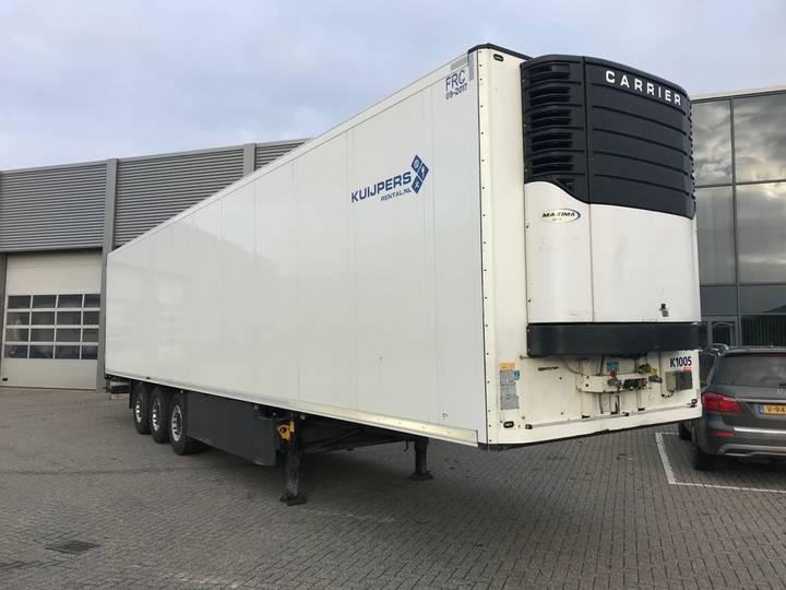 Schmitz Cargobull Frigo / 3 Axle / Carrier Maxima 1300 - 2011