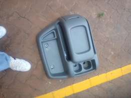 Toyota Hiace 9l centre Storage compartment with 3 cup holders