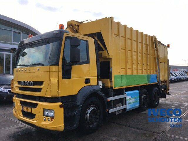 Iveco AD260S27X/FPD CNG 2009 157.725 km Carbagetruck - 2009