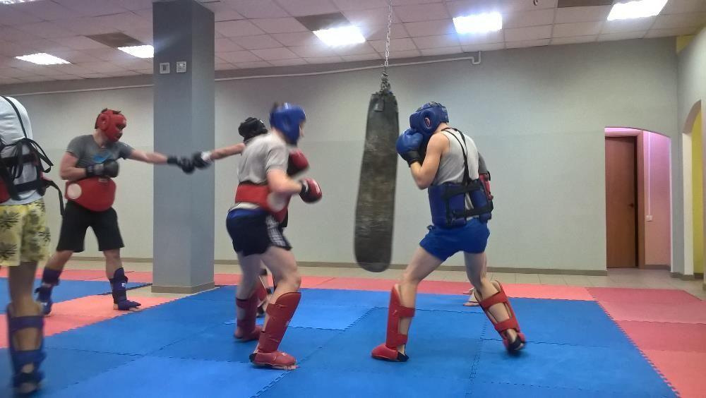 Сексии по боксу в одессе