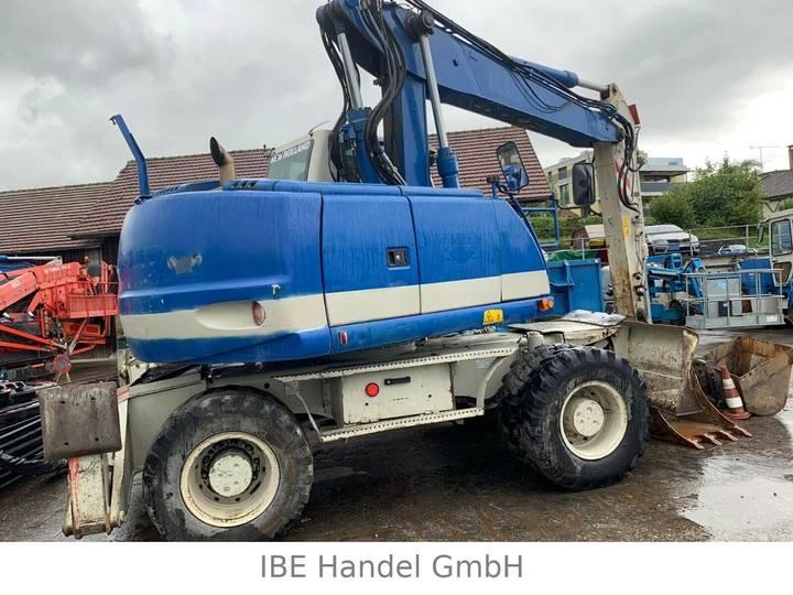 New Holland MH Plus 18ton, 5 Schaufeln - 2009
