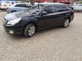 Subaru outback 2010 only 1.8m