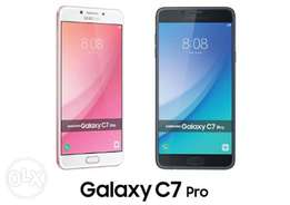 New Samsung Galaxy C7 Pro, 4GB RAM, 64GB (Free Delivery)