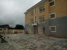 Newly Spacious 2bdrm blocks of flat to let in Gaduwa district .