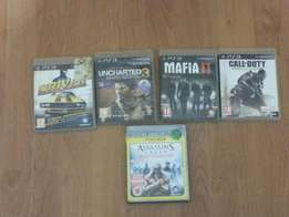 Ps3 games 150 each