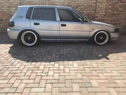 Toyota tazz for R21000