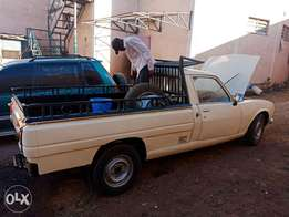 Peugeot 504 pick up for sale, working condition 5 speed inspected.