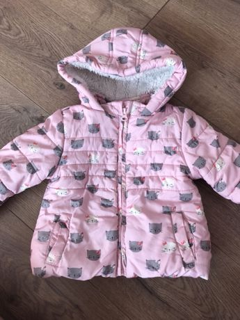 Курточка Осень-Весна 9-12 месяцев.  210 грн. - Одяг для ... 4feee5b60f282