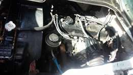 Toyota 4y Motor / Gearbox fitted with RSA Charter Permit
