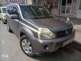 Nissan Xtrail KCC number 2008 model