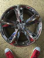 Alloy Rims for Toyota Mark X Size 17 Inch Brand New