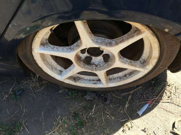 Rims +tyres available Harambee - image 2