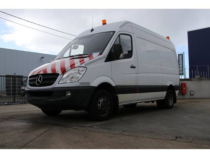 Mercedes-Benz SPRINTER 519 CDI - 139 262 KM - 2011