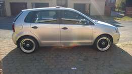 2010 vw polo vivo 1.4 trendline for sell excellent condition