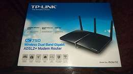 TP Link ADSL2+ Modem Router Dual Band