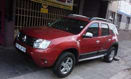 Renault Duster 2013 Red for Sale in Joburg